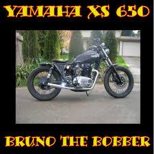 bruno the bobber xs650 chopper