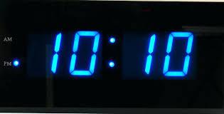 digital clock digital led wall clocks battery operated