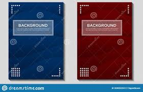 Cover Vector Modern Abstract Background ...