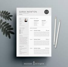 the best cv resume templates 50 examples design shack moonlight resume template