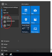 How To Make Another Account On Windows 10 Windows 10 Users Already Logged In At Boot Super User