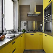 popular kitchen cabinet colors sunny yellow