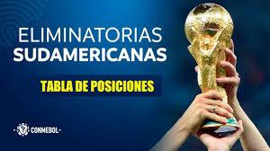 Tabla de posiciones de la eliminatorias concacaf. Tabla De Posiciones Eliminatorias Sudamericanas 2022 Qatar Futbol