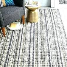 ivory jute rug stripe west elm regarding designs area