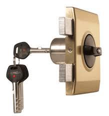 front door lock typesGERDA