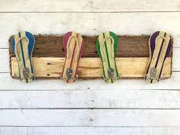pool towel stand outdoor towel hooks pool decor flip flop towel rack dog leash holder pool pool towel stand