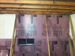 Basement Design Tool Magnificent Installing Rigid Foam Insulation For Your Basement