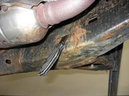 2005 Toyota Tacoma Frame Rust: 5 Complaints