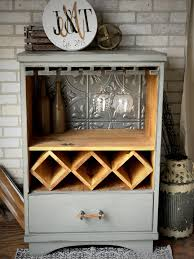 diy repurposed furniture. DIY Furniture · This Was A 4 Drawer Tall Dresser We Upcycled Into Wine Bar Diy Repurposed I