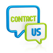 contact get in touch with us through