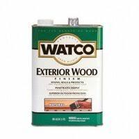 «Суперстойкое защитное <b>масло</b> Watco для <b>деревянных фасадов</b> ...