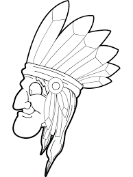 Free Native American Indian Coloring Pages Native Coloring Pages