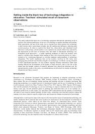 Research Design Qualitative Example An Example Of A Qualitative Research Design
