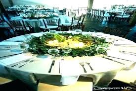 centerpieces for round tables table centerpiece ideas decorations
