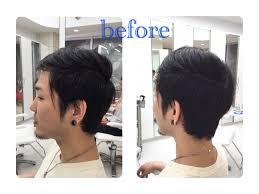 後頭部が絶壁のメンズにオススメなのは刈り上げヘアとツーブロック