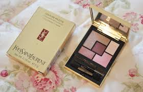ysl couture 5 color eyeshadow palette in 7 parisienne 2498 2502