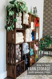 this diy yarn storage tutorial contains affiliate links at no extra cost to you thanks for supporting free crochet patterns on m dc