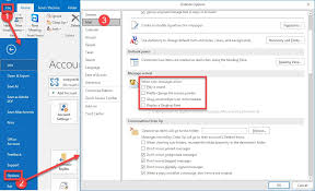 new outlook how to customize outlook for greater productivity houk consulting
