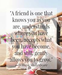 English Quotes About Friendship