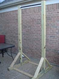 Building A Backyard Pullup Bar  Al KavadloBackyard Pull Up Bar Plans