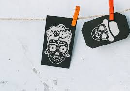 Freesvg.org offers free vector images in svg format with creative commons 0 license (public domain). Free Hand Drawn Sugar Skull Svg Png Eps Dxf By Caluya Design