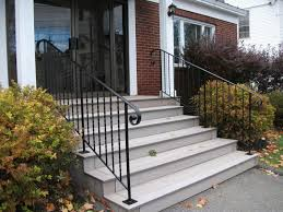 Outdoor Steps Handrails For Outdoor Steps