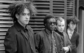 the cure robert smith clifford leon anderson paul porl thompson and lol tolhurst covent garden 1984 credit brian rasic getty images