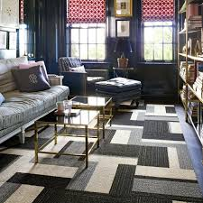 carpet tile design ideas modern. Buy Familiar Chorus-Grey Carpet Tile By FLOR: Kinda Cool! Design Ideas Modern L