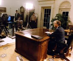 where is the oval office. President Carter Prepares To Deliver A Live Television Address From The Oval Office. (Courtesy Where Is Office