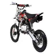 m2r racing kx110f 110cc 76cm red pit bike model081 98 00
