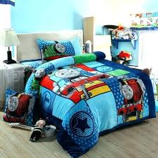 Thomas Bedding Set And Friends Bedroom Set Twin Train Bed Large Size ...