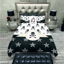 pirate bedding sets pirate bedding sets plum sugar skull duvet cover queen lightweight pirate skull and