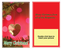 Word Cards Templates Christmas Card Templates Templates For Microsoft Word
