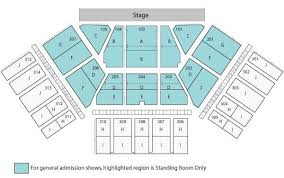 Alltel Pavilion Seating Chart 35 Ageless Alpine Valley Seating Chart Seat Numbers