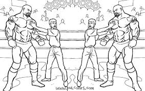 Small Picture Exclusive Wwe Printable Coloring Pages Coloring Page Wwe