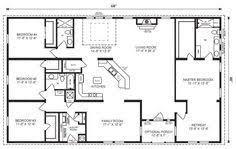 double wide floor plans 4 bedroom 3 bath.  Plans Mobile Home Floor Plans 4 Bedroom 3 Bath Double Wide  Google Search Throughout Double Wide Floor Plans Bedroom Bath R