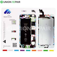 Iphone 4 Screw Chart Pdf Magnetic Screw Mat For Iphone 6 Plus