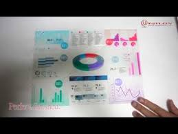 How to use UP7620 <b>Inkjet</b> printing transparency <b>film</b>? - YouTube