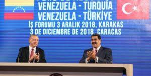 Resultado de imagen para Erdogan apoya a Venezuela ante las sanciones y la guerra económica