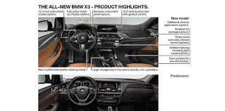 2018 bmw line. contemporary line three model line packages are available to give the x3 a more distinguished  look inside and out xline luxury line m sport in 2018 bmw