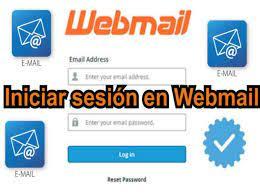 cómo puedo iniciar sesión en webmail