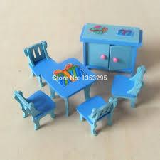 Kids Living Room Set Aliexpresscom Buy 3 Sets Lot Doll House Furniture Toy Kitchen