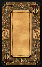 western boots rug collection