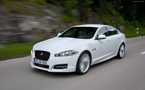 Widescreen Jaguar Xf White Interior And Exterior Images With Color Car Full  Hd Image High Resolution For Laptop N