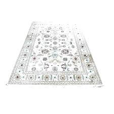 area rugs with fringe rug replacement blue medallion artisan distressed by round roomba