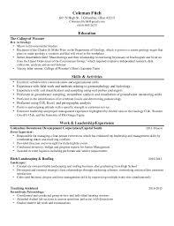 Resume Nick Lubrani resume tips for highschool students resume examples  resumevid Fraternity Resume
