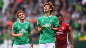 Liga relegation am 6 aufstieg in die fußball bundesliga treffen der sv werder bremen und der 1. Werder Bremen Thrash Koln To Earn Relegation Play Off And Keep Great Escape Alive Eurosport