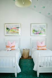 The Modern Farmhouse Project Girls Bedroom House Of Jade - House of bedrooms for kids