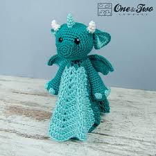 Free Crochet Lovey Pattern Unique Ravelry Felix The Baby Dragon Lovey Pattern By Carolina Guzman