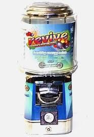 Mint Vending Machine Best REVIVE ENERGY MINT Vending Machine CANDY GUMBALL Dispenser 48